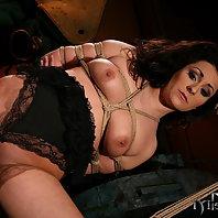 Humpy Milla got dominated by her mistress Kathia