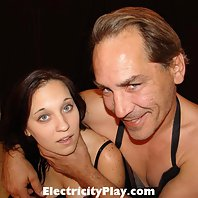 Deranged Dr Sparky Shocks Sierras Shaved Pussy