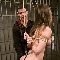 Slave Training Bobbi Star