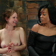 Lilly gets off on hard punishment and humiliation.