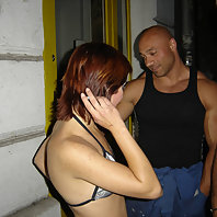 Check out this submissive lady as she goes for a BDSM threesome and got tortured and humiliated live