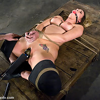 Delilah Strong humiliation slut trained to submit