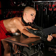 Sinead gets in a big trouble when offers her body