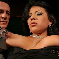 Gypsy Yoha got fucked and punished in a BDSM scene
