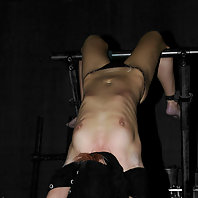 Smokie Flame gets severely bound and punished.