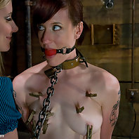 Nina returns to Wiredpussy to be dommed by Maitresse Madeline