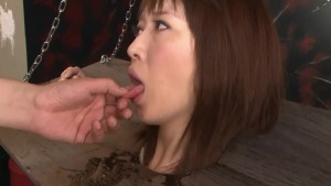 Kinky asian girl bound and face-fucked - dreamroom productions