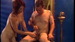 Kinky tie up time- bizarre