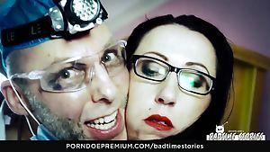 BADTIME STORIES - German slave girl BDSM domination